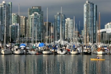 Vancouver Super Saver: Stadtrundfahrt plus Whistler Tagesausflug