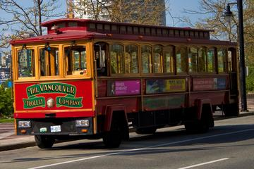Vancouver Trolley Company Hop-On...