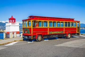 Vancouver Trolley Hop-On, Hop-Off Tour