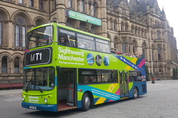 Manchester Hop-On Hop-Off Bus...