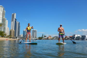 Surfers Paradise Stand Up Paddle Board Tour