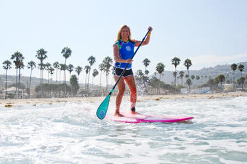 Day Trip Stand-Up Paddleboarding Lessons near San Diego, California