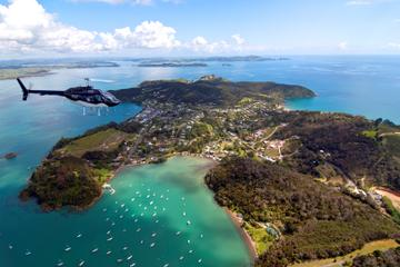Bay of Islands Shore Excursion: Scenic Helicopter Tour Including Hole...