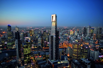 Melbourne Attraction Pass: Acuario de Melbourne y Eureka Skydeck 88