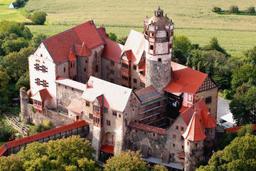 Ancient Roman Fort and Ronneburg Castle Combination Tour From...