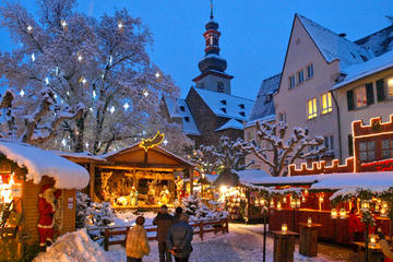 christmas market visit and christmas dinner from frankfurt - When Is Christmas In Germany