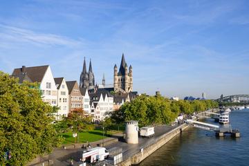 Excursion d'une journée à Cologne au départ de Francfort
