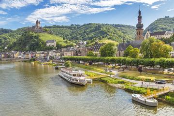 Excursion d'une journée en petit groupe dans la vallée de la Moselle...