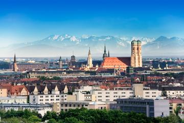 Excursion d'une journée à Munich au départ de Francfort