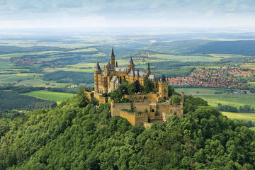 Full-Day Small-Group Tour to Castle of Hohenzollern Including Guided Castle Tour from Frankfurt