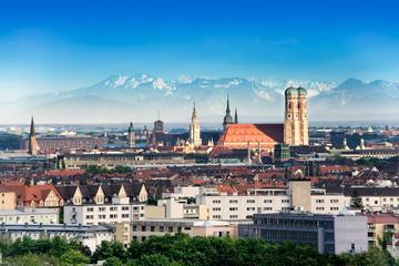 München-Tagesausflug von Frankfurt aus