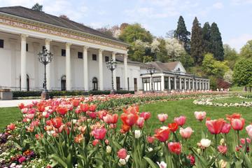 Tour nach Heidelberg und Baden-Baden ab Frankfurt