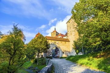 Tour privé: excursion d'une journée à Rothenburg et sur la Route...
