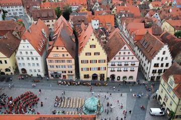 Viagem de um dia guiada à Rothenburg...