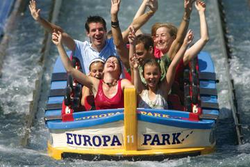 Viagem de um dia independente ao Europa-Park saindo de Frankfurt