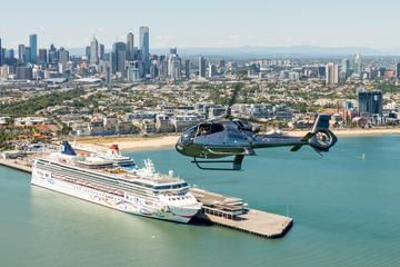 Melbourne City and Coast Helicopter Adventure