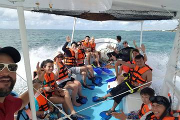 Snorkel Paradise Adventure from Cancun