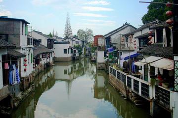 Excursión privada: Zhujiajiao, Oriental Pearl Tower y Museo de...