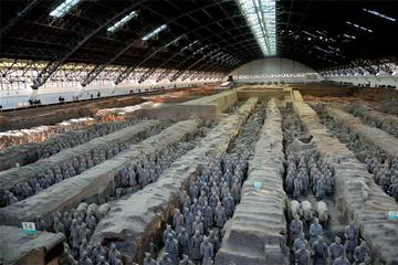 Full-Day Tour of the Terracotta Warriors and Banpo Neolithic Village from Xi'an