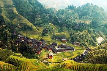 Private Rundfahrt: Longsheng-Kultur und Longji-Reisterrassen