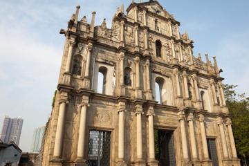 Private Tour: Macau Day Trip from