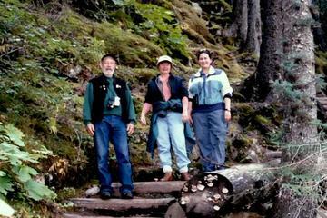Skagway-Landausflug: Chilkoot Trail-Wandertour und Flussfahrt
