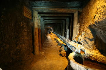 Package: Wieliczka Salt Mine Guided Tour and Chopin Music Piano...