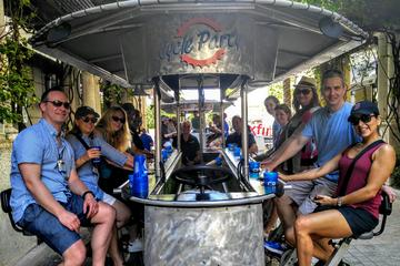 Party Bike Brewery Tour in Wynwood