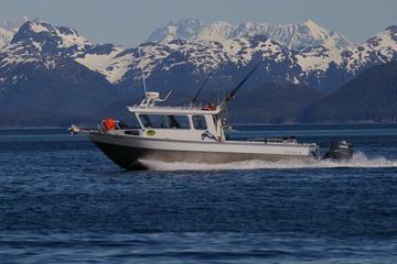 Excursión por la costa de Juneau: excursión de pesca privada