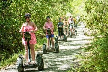 St Lucia Segway Nature Trail...