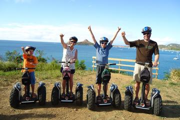 St Lucia Shore Excursion: Segway...