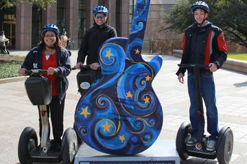 Historic Houston Small-Group Segway Tour