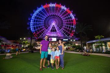 Billet d'entrée pour l'Orlando Eye