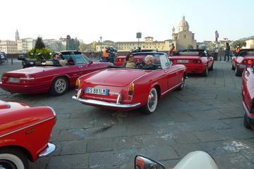 Self Drive Classic Spider Tour of Chianti from Florence in half day (4 hours)