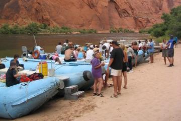 3 jours dans le Grand Canyon et excursion en radeau sur le fleuve...