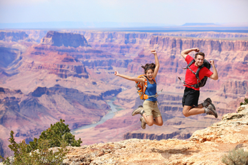 Der ultimative Tagesausflug zum Grand Canyon ab Flagstaff oder Sedona