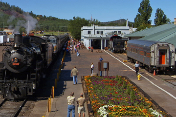 Dreitägige Sedona- und Grand Canyon Railway-Tour