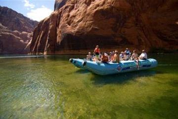 Excursão com descida pelo Rio Colorado saindo de Flagstaff
