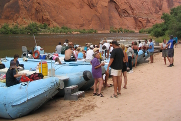 Excursión de 3 días al Gran Cañón y paseo en balsa por el río Colorado