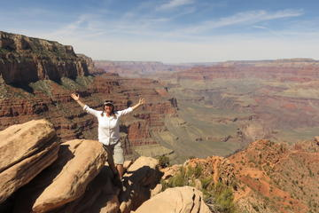 Book Grand Canyon Day Hike Tour from Sedona on Viator