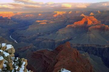 Grand Canyon et réserve des Indiens Navajo