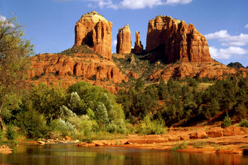 Grand Canyon via Sedona et réserve Navajo