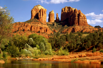 Grand Canyon via Sedona und Navajo-Reservat