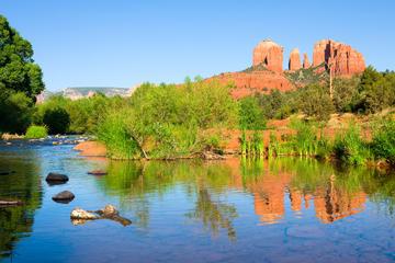 Viajantes de três dias a Sedona e ao Grand Canyon