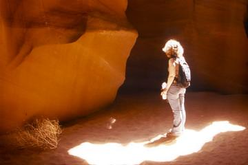 Visite panoramique d'Antelope Canyon et Glen Canyon