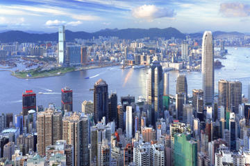 新旧香港体験:小グループ ウォーキングツアー
