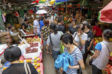 Street-Food-Tour durch Kowloon