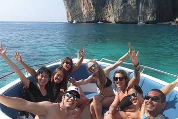 Full Day Phi Phi Islands Tour