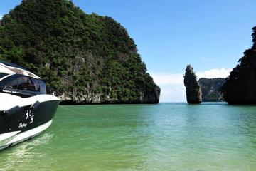 Unseen James Bond and Hong Islands Boat Tour from Krabi