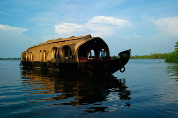 Day Trip to Enjoy Backwater Cruise in Alleppey